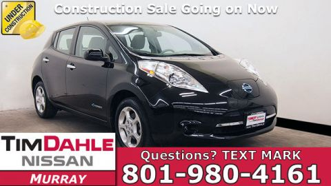 Pre-Owned 2015 Nissan Leaf SV FWD 4D Hatchback