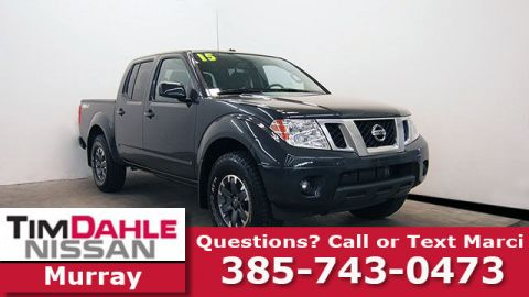 Pre-Owned 2015 Nissan Frontier PRO 4WD