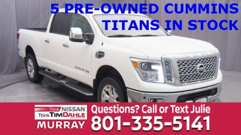 Certified Pre-Owned 2016 Nissan Titan XD SL 4WD