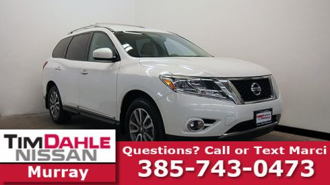 Pre-Owned 2013 Nissan Pathfinder SL 4WD