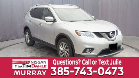 Pre-Owned 2014 Nissan Rogue SL AWD