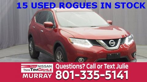 Pre-Owned 2016 Nissan Rogue SL AWD