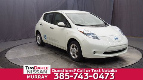 Pre-Owned 2012 Nissan Leaf SL FWD 4D Hatchback