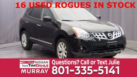Pre-Owned 2013 Nissan Rogue SL AWD