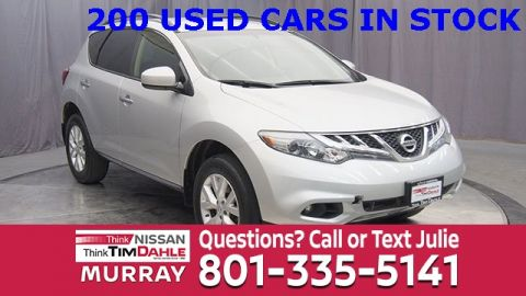 Pre-Owned 2014 Nissan Murano SV AWD