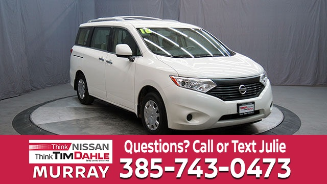 Certified Pre-Owned 2016 Nissan Quest 3.5 S
